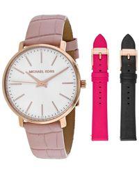 Michael Kors Women's Pyper Watch - Pink