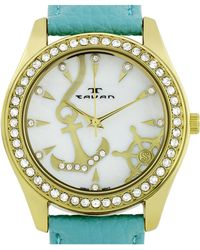 Tavan Women's Nautical Ii Watch - Metallic