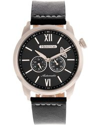 Heritor Men's Wellington Watch - Metallic
