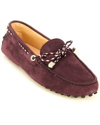 Tod's Tod?s Scooby Doo Leather Moccasin - Multicolour