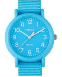 Timex Watch - Blue