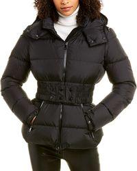 Moncler Don Giubotto Down Puffer Jacket - Black