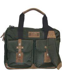 Buxton - Expedition Ii Trekker Laptop Briefcase - Lyst