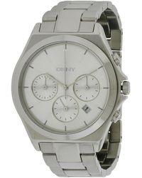 DKNY Women's Stainless Steel Watch - Multicolor