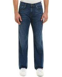 7 For All Mankind 7 For All Mankind Austyn Oasis Straight Leg - Blue