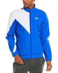 Reebok Lf Track Jacket - Blue