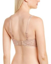 Wacoal Level Up Lace Wirefree Bra - Natural