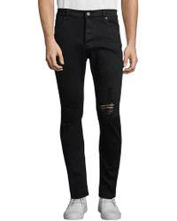 Zanerobe Joe Blow Cotton Pants - Black