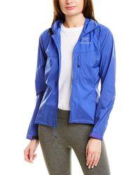 Arc'teryx Squamish Hooded Jacket - Blue