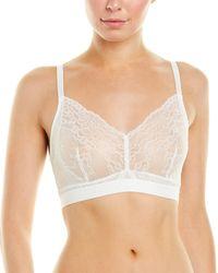 Spanx Spotlight On Lace Bralette - White