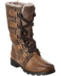 Sorel - Emelie Lace-up Boot - Lyst