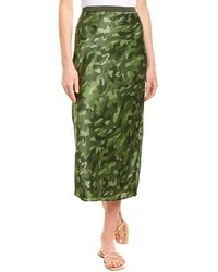 Cami NYC Jessica Pencil Skirt - Green