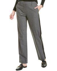 Rag & Bone Ridley Side Stripe Pants - Grey