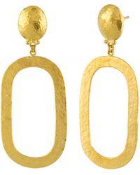 Gurhan - Mango 24k Drop Earrings - Lyst