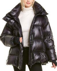 Moncler Puffer Down Jacket - Black