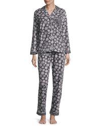 Carole Hochman - Printed Pyjamas - Lyst