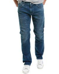 Hudson Jeans Byron Neptune Straight Leg - Blue