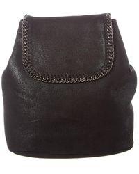 Stella McCartney Falabella Backpack - Black