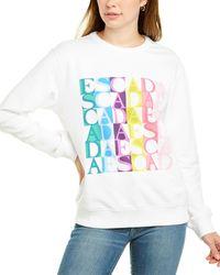ESCADA Essmatitix Sweatshirt - White