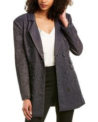 C/meo Collective C/meo Collective By Night Blazer - Blue
