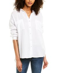 Eileen Fisher Top - White