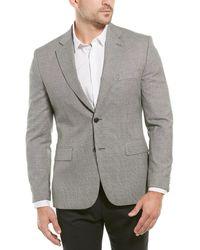 J.Lindeberg J.lindeberg Donnie Fancy Wool Sportscoat - White