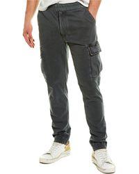 James Perse Heavy Cargo Pant - Gray