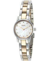 Rado Coupole Classic Watch - Metallic
