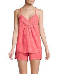 Tahari Womens Comfy Sleepwear Nightwear Chemise Loungewear BHFO 6874