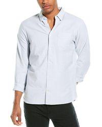 AllSaints Allsaints Fairview Shirt - Blue