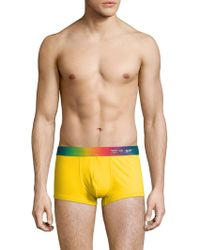 Papi Underwear - Colours Brazilian Trunk - Lyst
