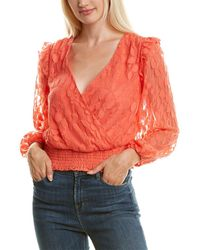 Ali & Jay Little Paradise Top - Red