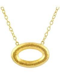 Gurhan Galahad 24k, 22k, & 18k Necklace - Metallic