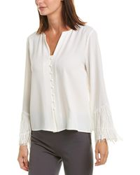 1.STATE Blouse - White