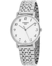 Tissot Men's T-classic Watch - Metallic