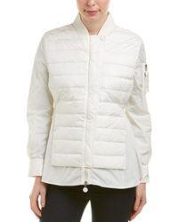 Moncler Jacket - White