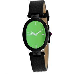 DIESEL Men's Jules Watch - Green