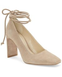 Vince Camuto - Damell Leather Pump - Lyst