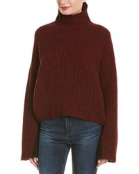 Zadig & Voltaire Lola Oversized Wool-blend Jumper - Red