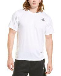 adidas Freelift Sport Prime Lite T-shirt - White