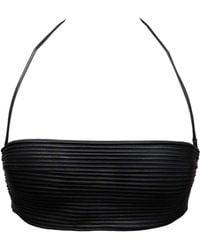 La Perla Bikini Top - Black