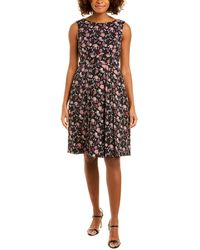 Adrianna Papell A-line Dress - Purple