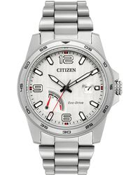Citizen Men's Stainless Steel Watch - Metallic