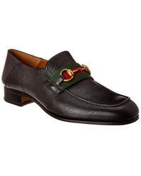 Gucci Horsebit Web Loafer - Multicolour
