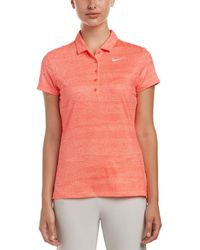 Nike Precision Polo - Pink