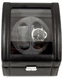 Bey-berk Leather 2-watch Winder - Multicolour