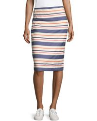 Hobbs - Andara Pencil Skirt - Lyst