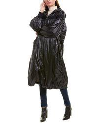 Moncler Raincoat - Blue