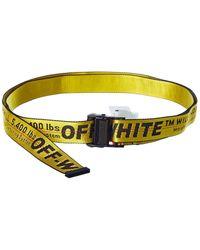 Off-White c/o Virgil Abloh ? Industrial Belt - Multicolour