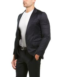 Ermenegildo Zegna 2pc Wool Suit - Blue